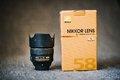 Nikkor 58mm 1.4G ED Nano