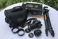 Nikon D5300, dva objektívy