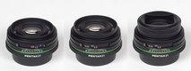 Pentax  PENTAX-DA 21mm f/3.2 AL Limited, Čierny