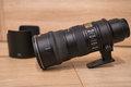 Nikon 70-200mm f/2.8 VR