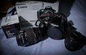 Canon eos 1100D-  EF-S 18-55 II -  EF 50mm f/1,8 II