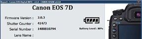 CANON EOS 7D Mark I, 41473 cvakov