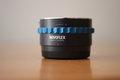 Nikon - Fujifilm adaptér