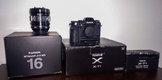Fujifilm X-T1+XF 16mm f/1.4 R WR