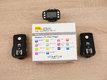 Rádiové odpaľovanie Pixel King PRO i-TTL Nikon set 1+2