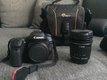 Canon 80D telo + 10-18mm objektív Canon