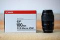 Canon 100mm f/2,8 MACRO USM