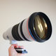 Predám objektív Canon EF 500mm f/4L IS II USM