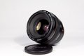Canon 50f/1,4 USM + slnecna clona