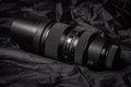Sigma 50-100mm f/1.8 DC HSM Art, baj. Nikon