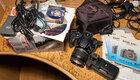 Canon EOS400D INFRA modifikovaný