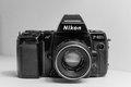 Predám Nikon F-801s + Helios 44-2 58mm F2.0