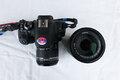 Canon 800D + objektívy + filtre