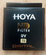 HOYA HD UV 72mm