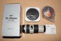 Zoom tele objektiv Canon 70-200mm f/4L IS USM + záruka