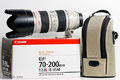 Canon EF 70-200 L f/2,8 IS USM + UV 77mm