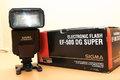 Blesk SIGMA EF-500 DG SUPER pre Canon