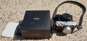 Fujifilm X100F, kozenne puzdro, bateria, novy