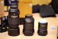 Nikon D5300 + objektívy