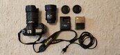 Predám Nikon D7000 s príslušenstvom