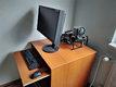 PC vyskladane pre ucely spracovania fotografie + sonda