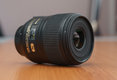 Nikon AF-S 60/2,8G ED Micro