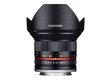 Samyang 12mm F2.0 NCS CS Fujifilm X