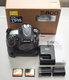 fotoaparát Nikon D800 + battery grip Vertax MB-D12