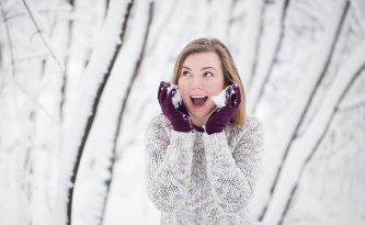 Ten sneh je naozaj studený!