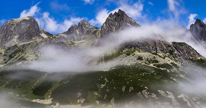 Tancovať s horami...