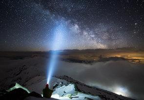 Relax pod Mliečnou dráhou