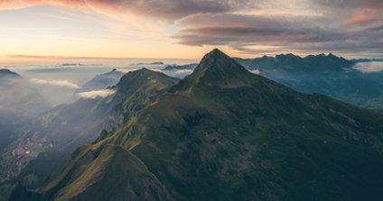 Tschuggen 2520 m