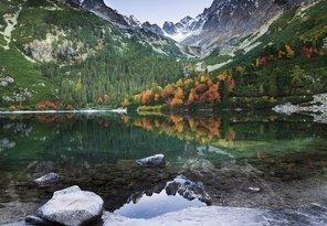 Jesenno-zimné zrkadlenie