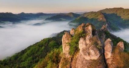 Pohledy ze Sulovských skal
