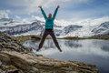 Radosť v Alpách