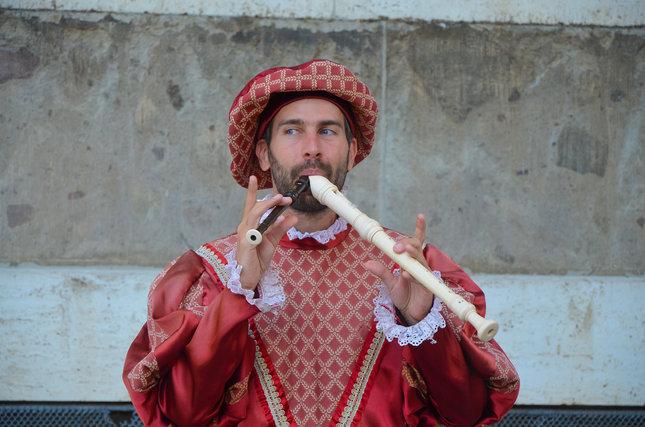 stereo flauta