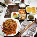 Korejska vecera po domacky