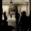 Noc v galérii