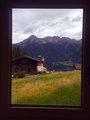 Pohľad cez okno