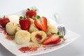Sladká jahodová dobrota
