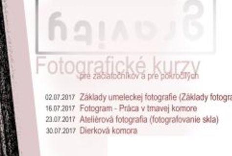 Nedeľné Fotografické kurzy