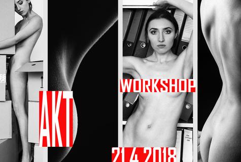 Tvorivá dieľna (workshop) zameraná na fotografovanie umeleckého aktu