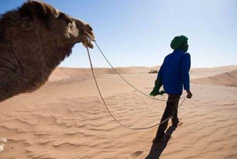 Jesenny foto zajazd v Maroku