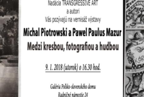 Výstava dvoch poľských umelcov