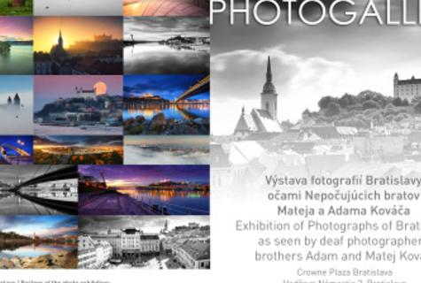 výstava Bratislava photogallery
