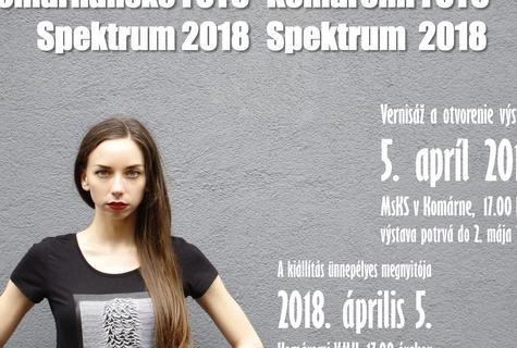 Komárňanské FOTO Spektrum 2018