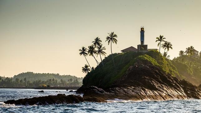 Južné pobrežie Sri Lanky