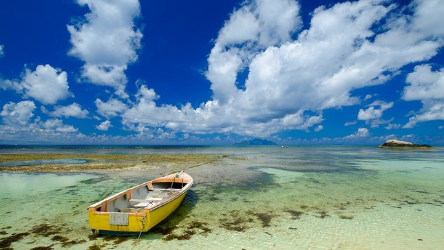 Seychellské more