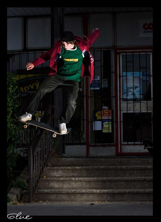 Juro Horoboa - bs Boardslide