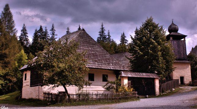 Domček a Zvonica